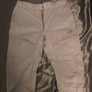 Nike size 32 grey slim fit pants